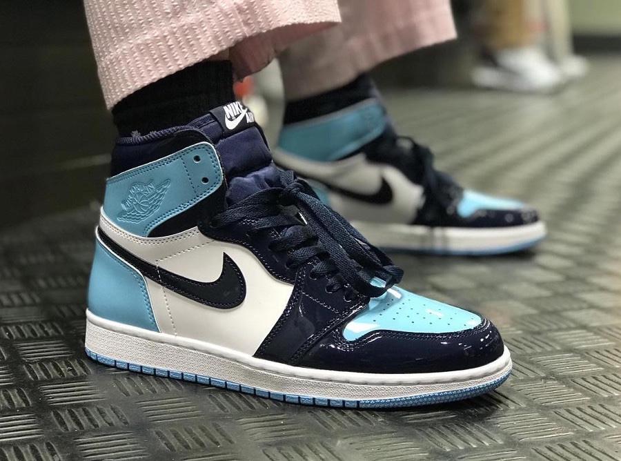 Air Jordan 1 Resell