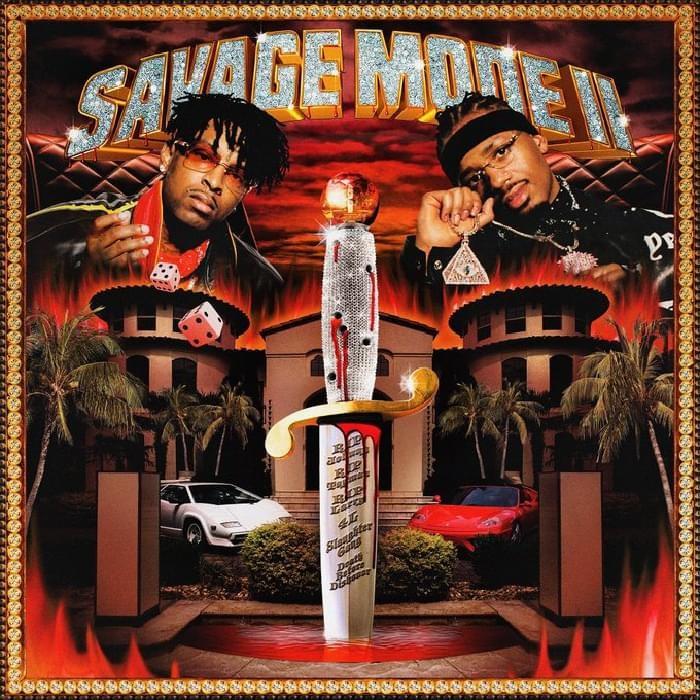 "21 Savage & Metroboomin - ""Savage Mode 2"""
