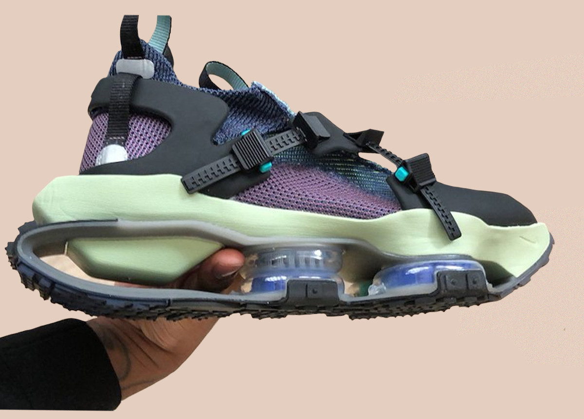 A-COLD-WALL* Nike ISPA Road Warrior