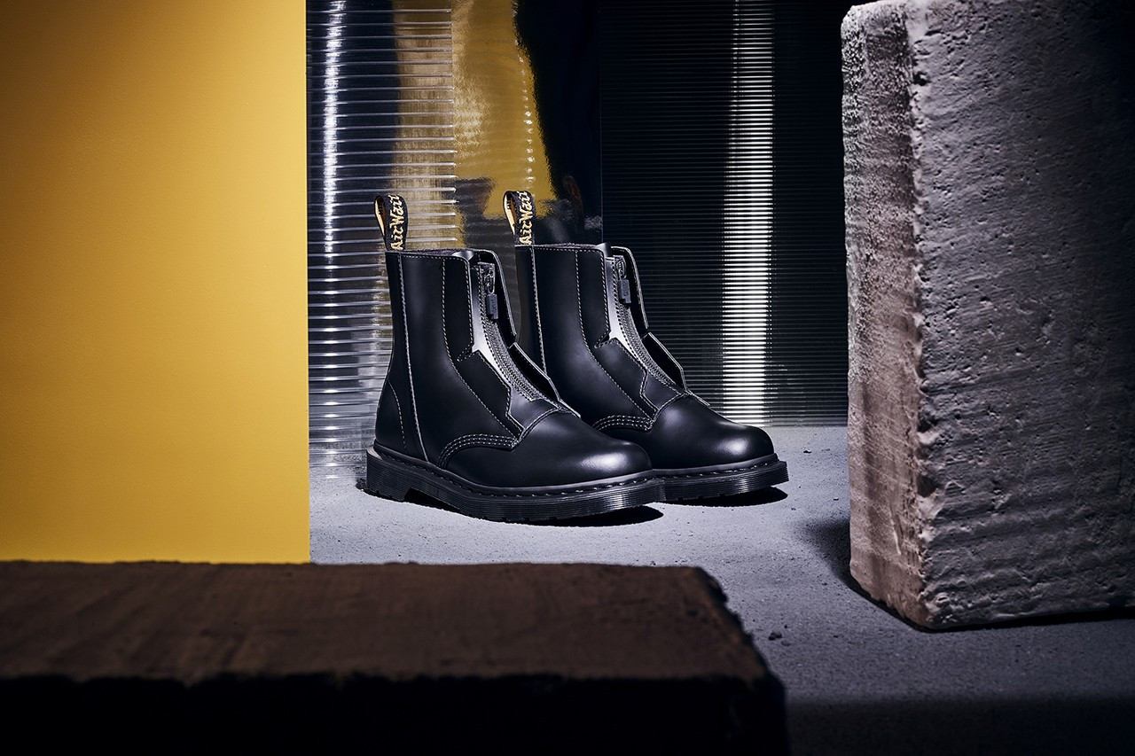 A-COLD-WALL Dr Martens boots