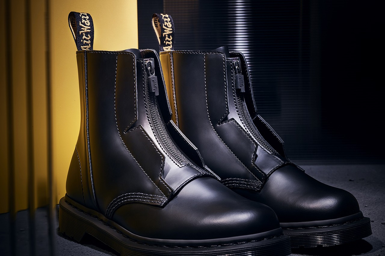 A-COLD-WALL Dr. Martens