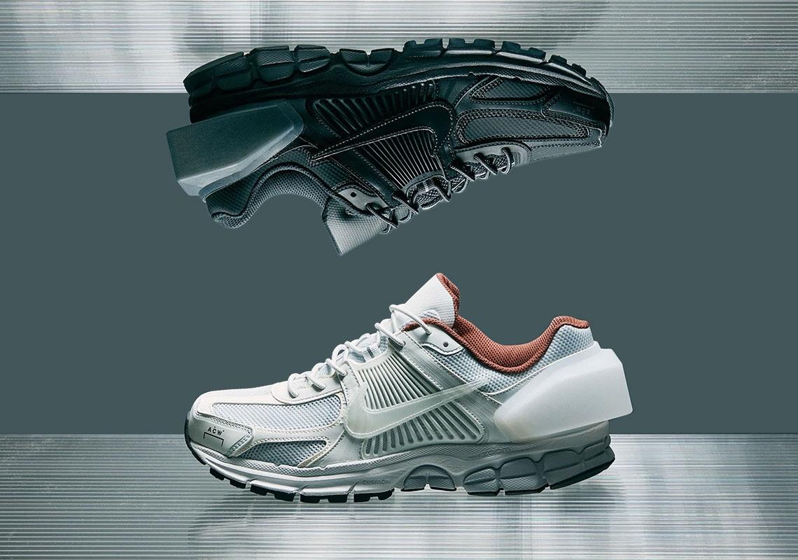 A-COLD-WALL* x Nike ISPA Road Warrior