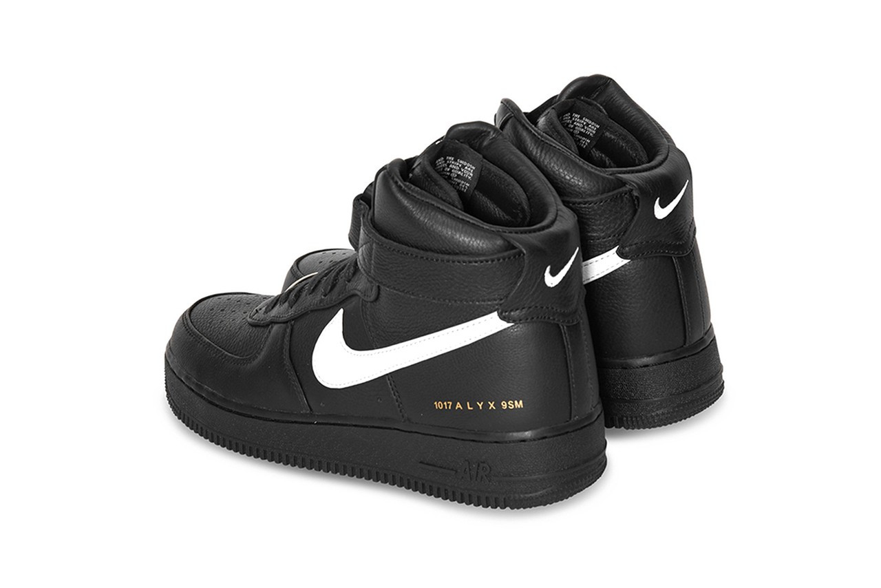 1017 ALYX 9SM x Nike Air Force 1 Mid