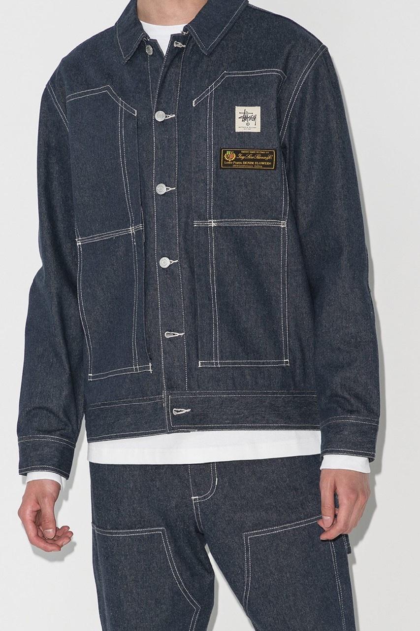 ALYX Stussy Denim Jacket