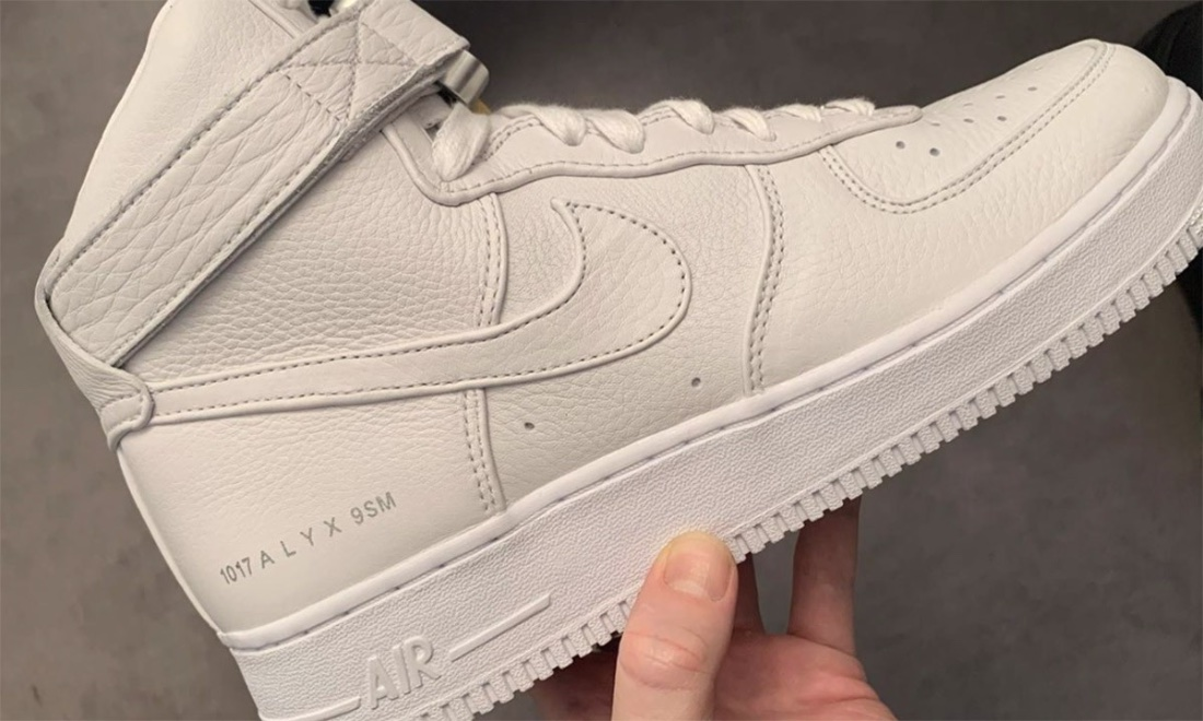 Nike Air Force 1 Reveal SOLDOUTSERVICE