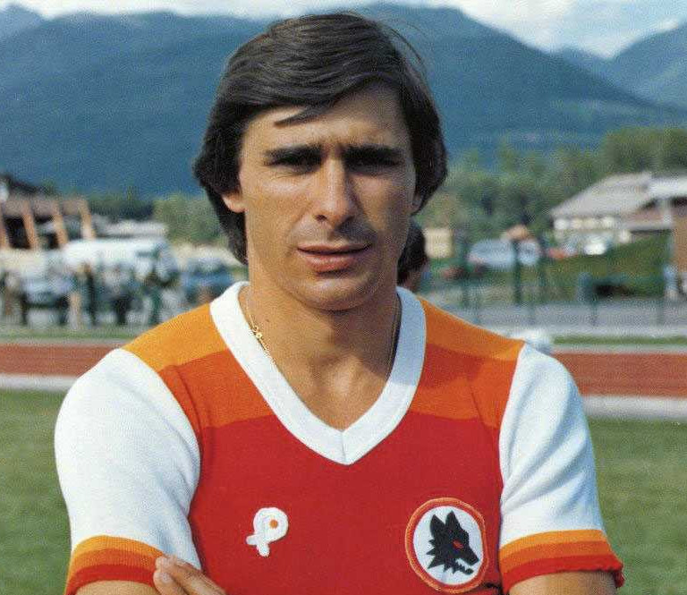AS Roma 1979 1980 Bruno Conti