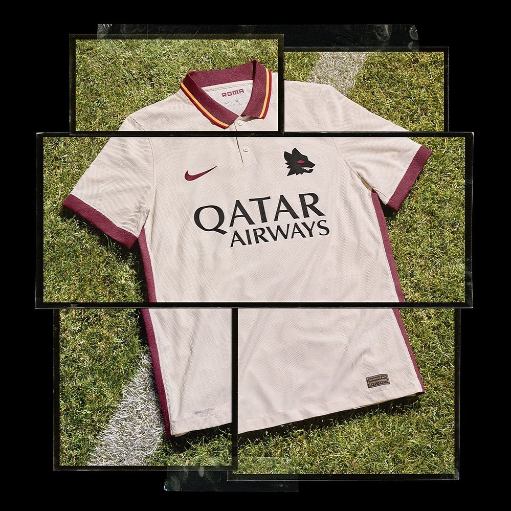 AS Roma Kit Away 2020/2021