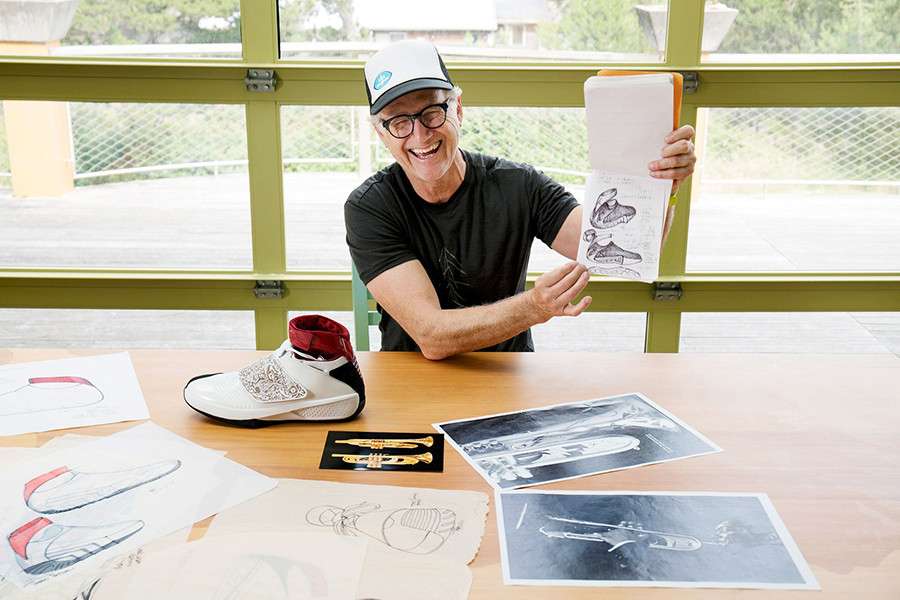 Abstract: The Art Of Design Tinker Hatfield