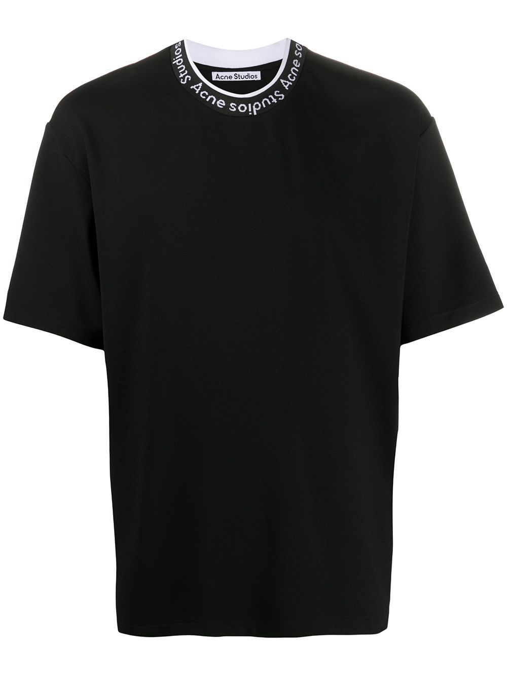 Acne studios t-shirt black