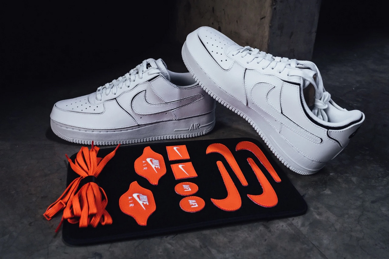Nike Air Force 1 Low 1/1