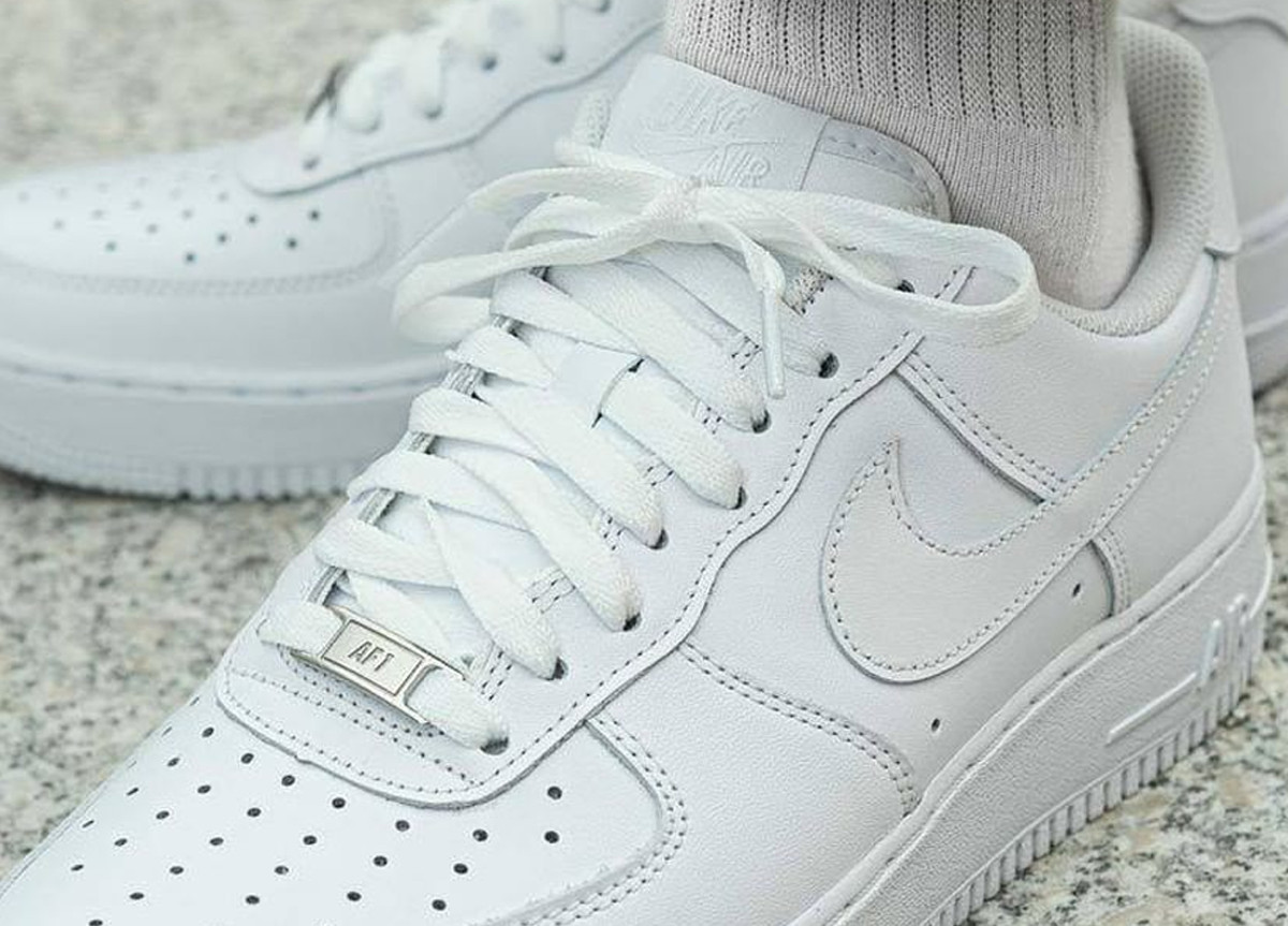 """Air Force 1 Low """"Triple White"""""""