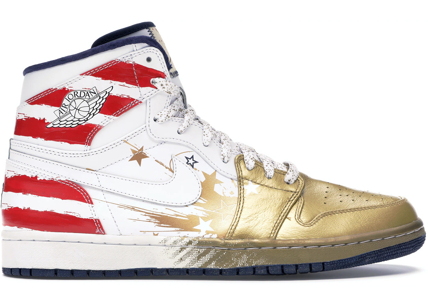 Air Jordan 1 High Dave White