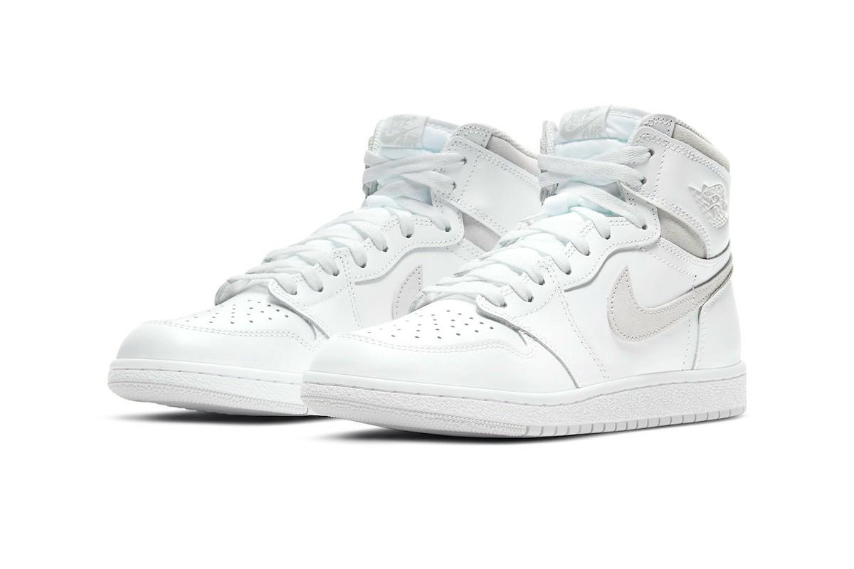 """Air Jordan 1 High '85 """"Neutral Grey"""""""