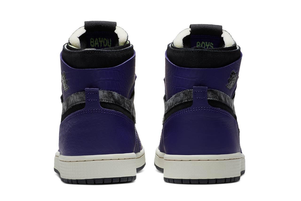 "Air Jordan 1 High ""Bayou Boys"""