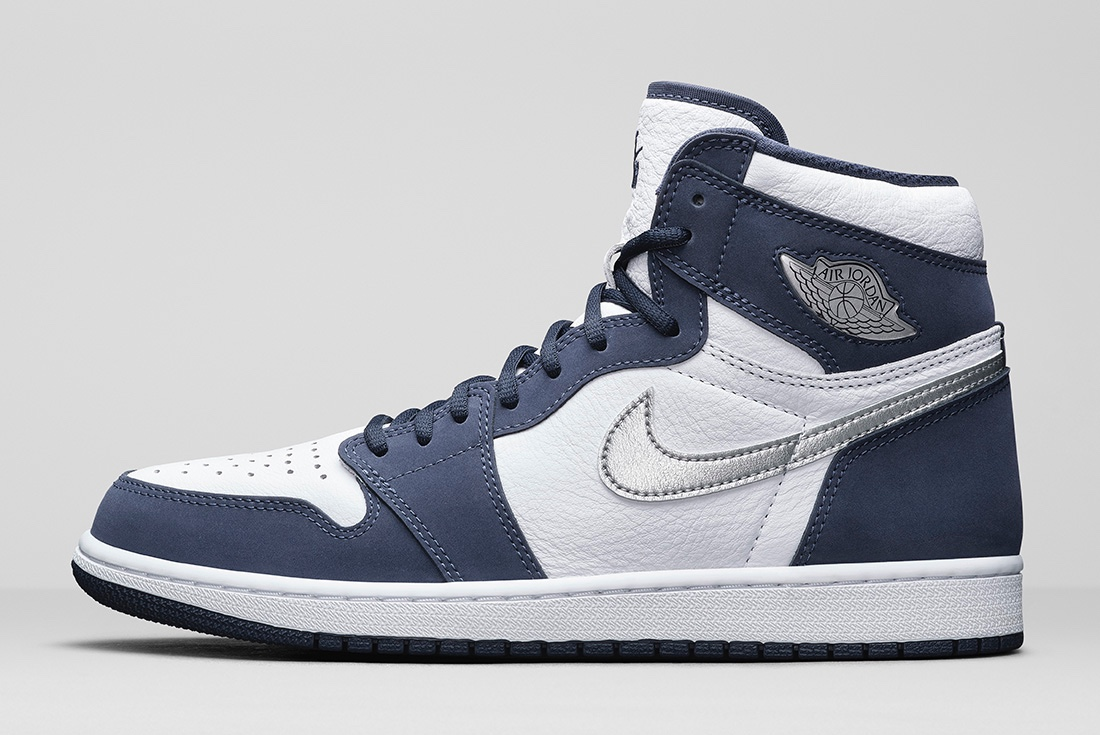 Air Jordan 1 High CO.JP Midnight Navy