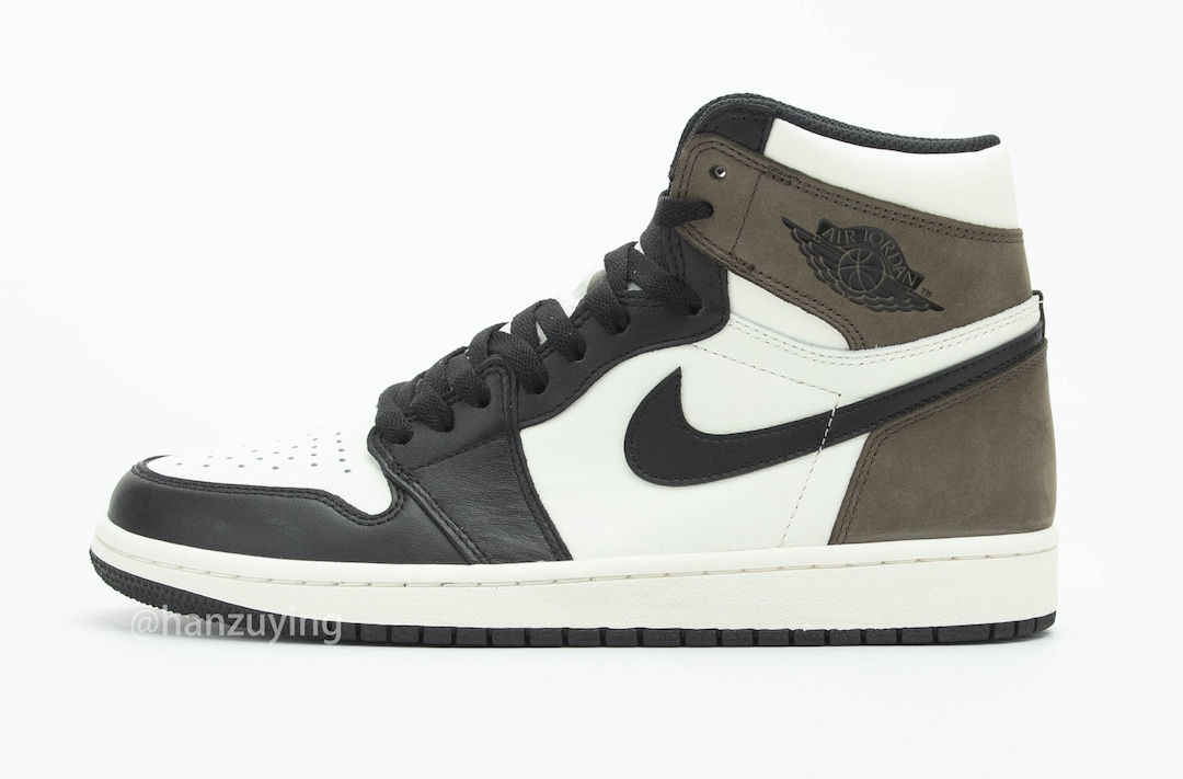 Air Jordan 1 High Dark Mocha side