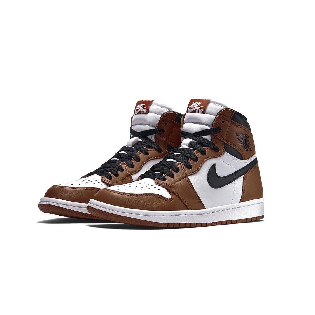"""Air Jordan 1 High """"Dark Mocha"""""""