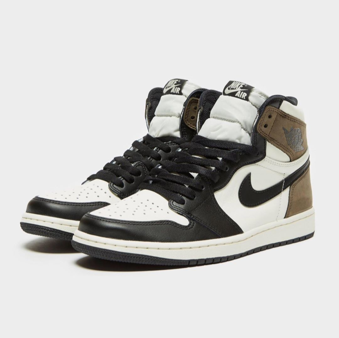 Air Jordan 1 High OG Dark Mocha