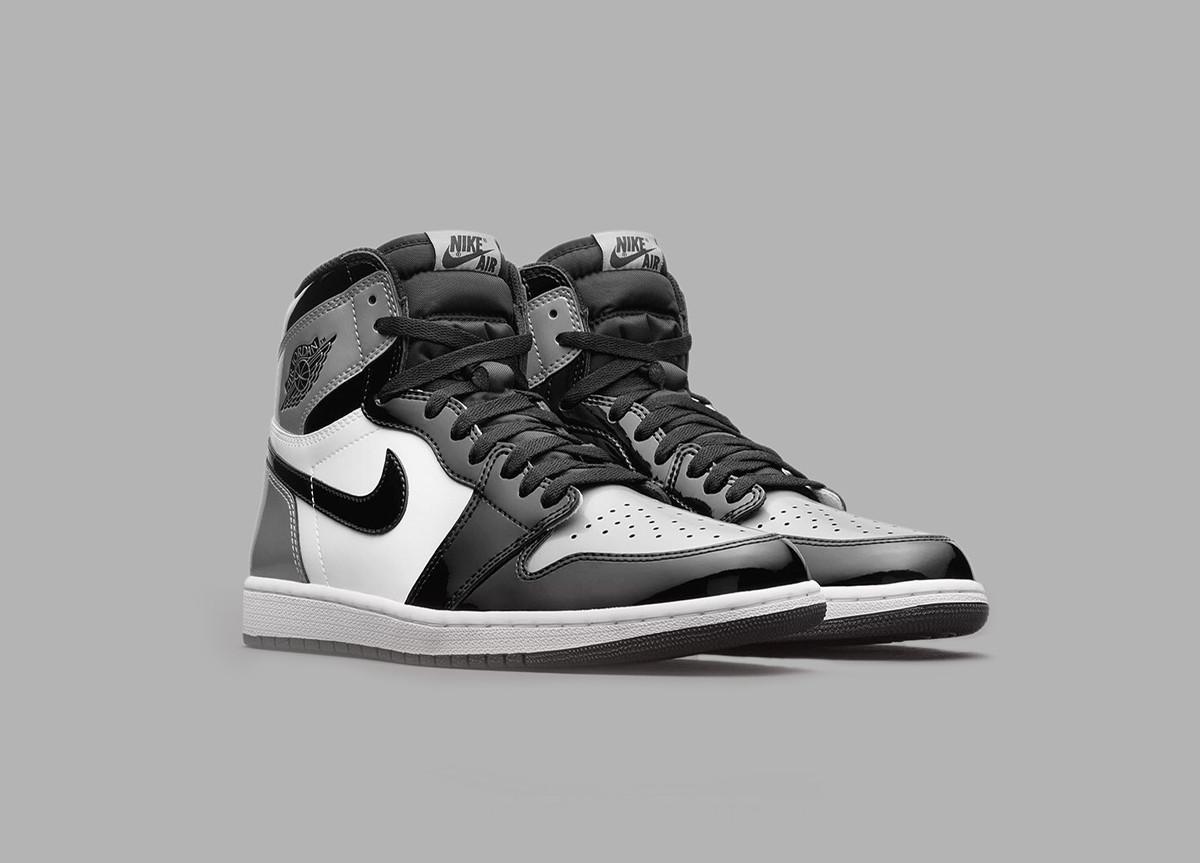 """Air Jordan 1 High """"Silver Toe"""""""