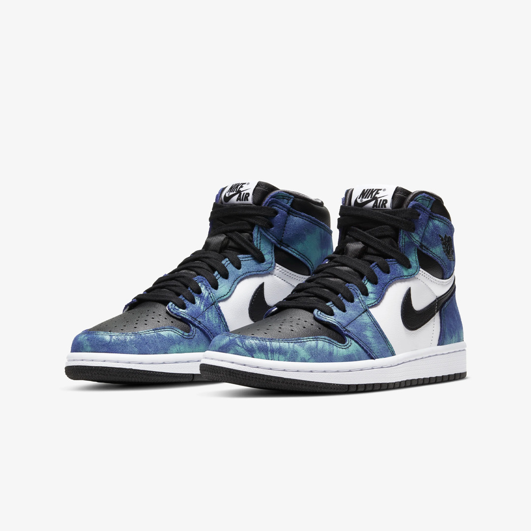 Air Jordan 1 High Tie-Dye