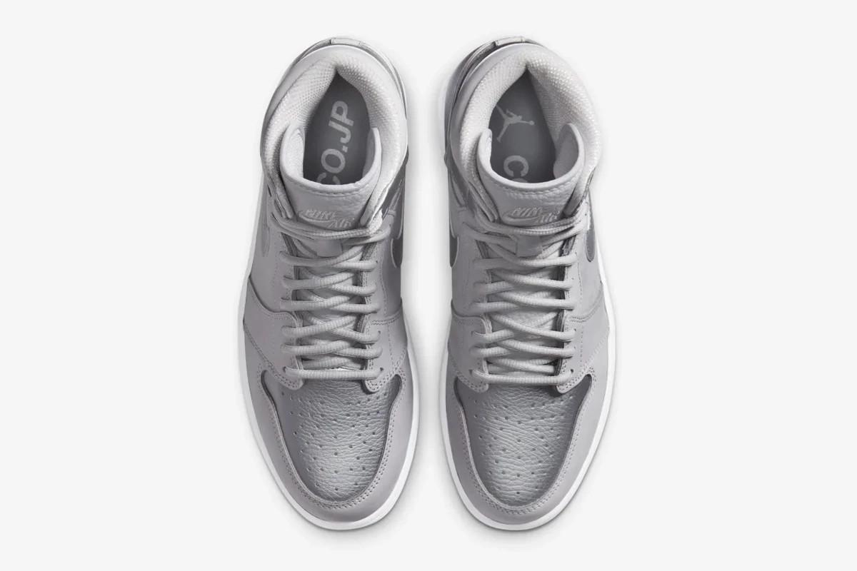Air Jordan 1 High Tokyo silver