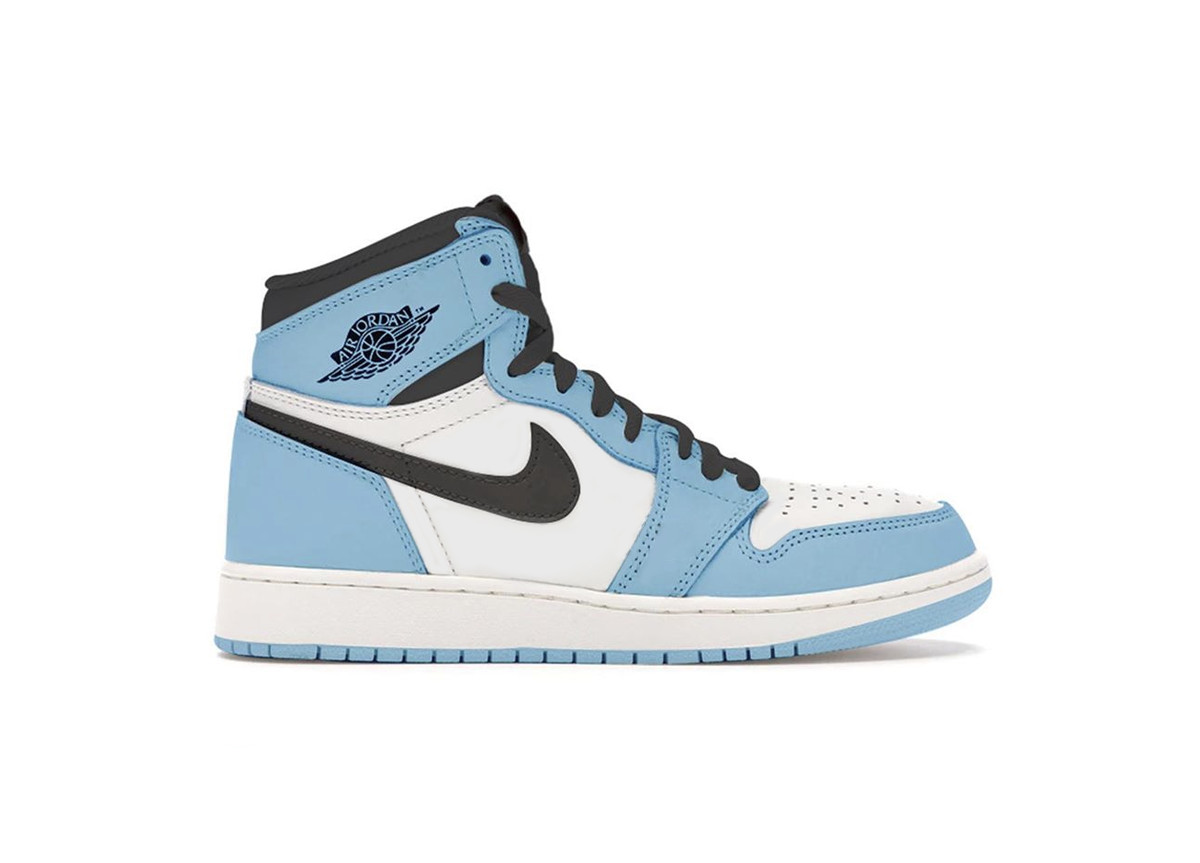 Air Jordan 1 High University Blue