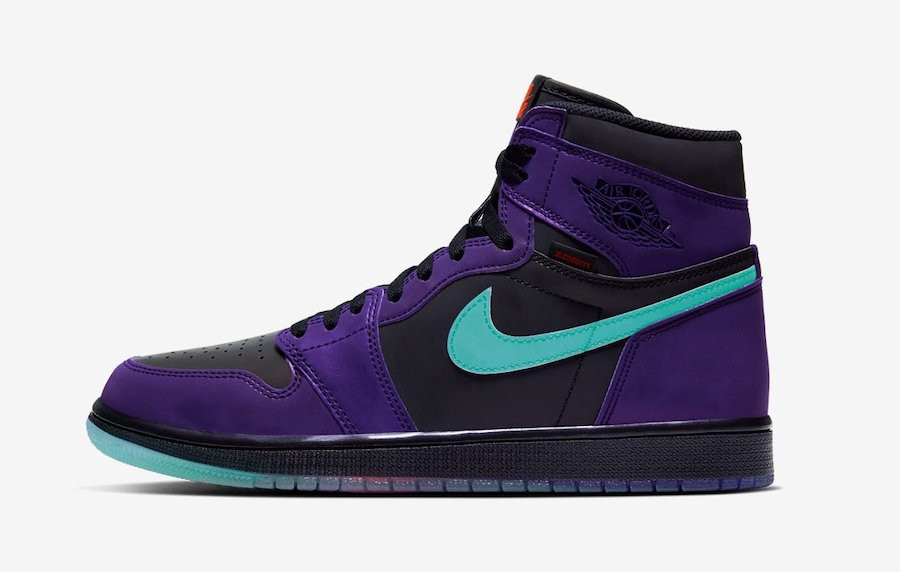 "Air Jordan 1 High Zoom ""Court Purple"""