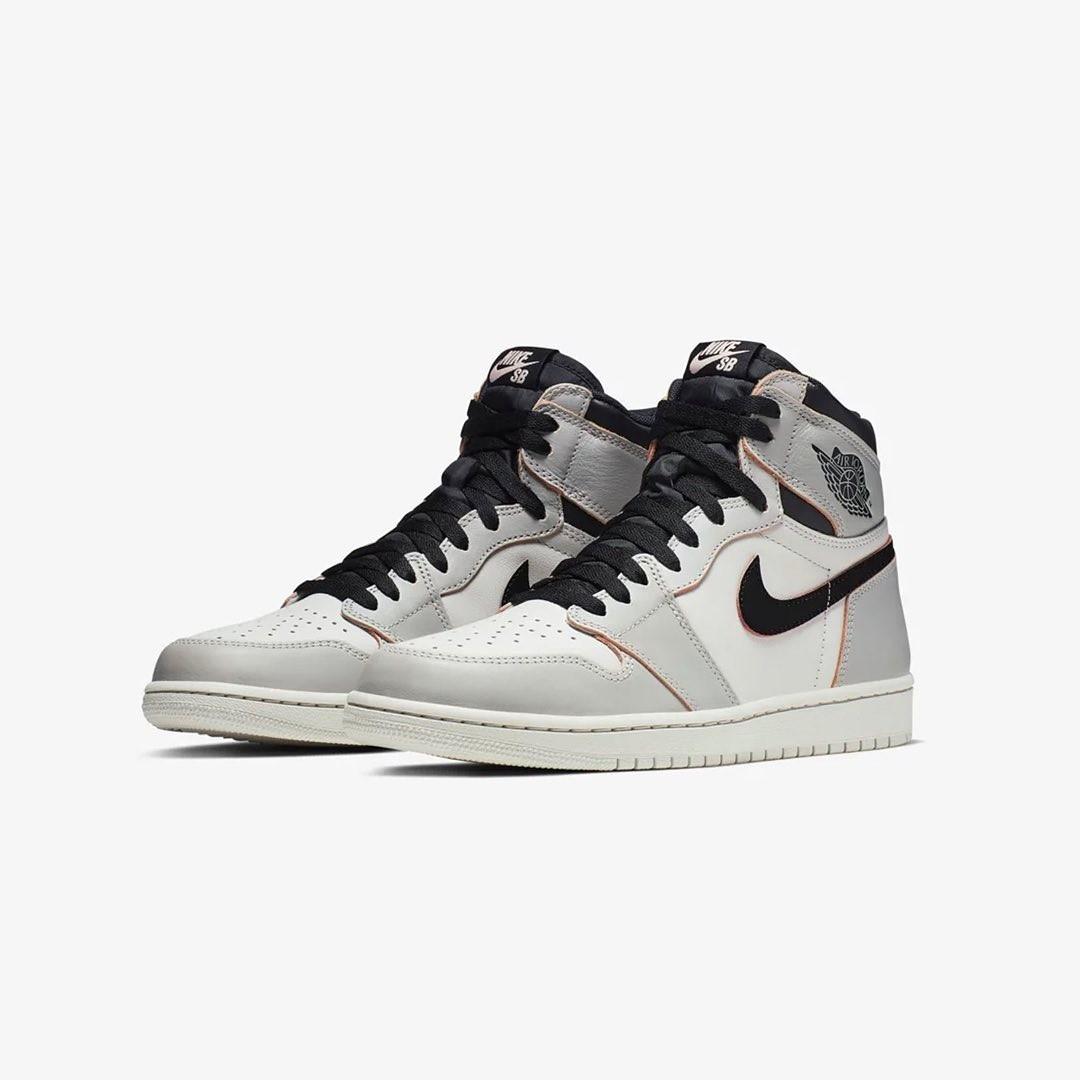 "Air Jordan 1 High x Nike SB ""NYC to Paris"""