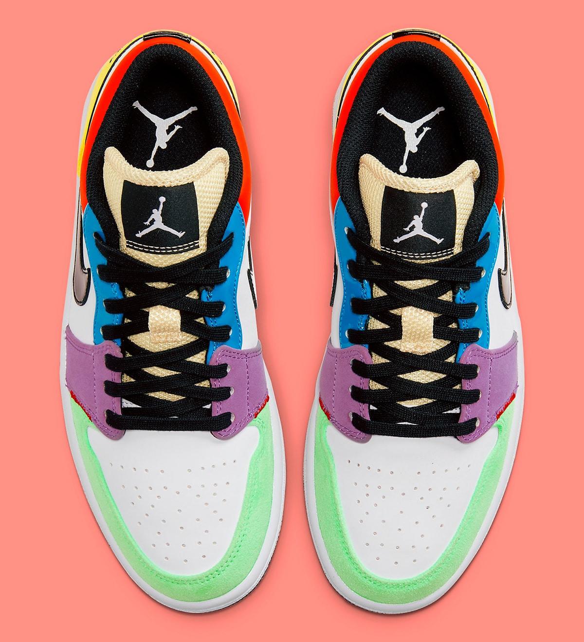 Air Jordan 1 Low Lightbulb