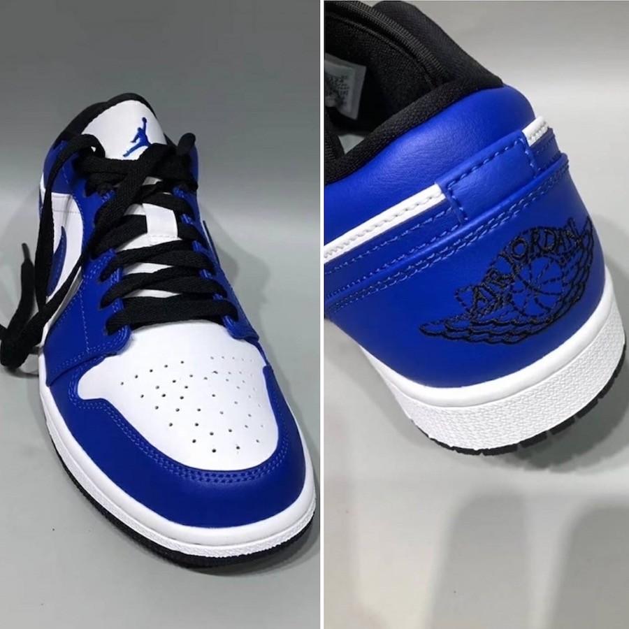 Air Jordan 1 Low Royal