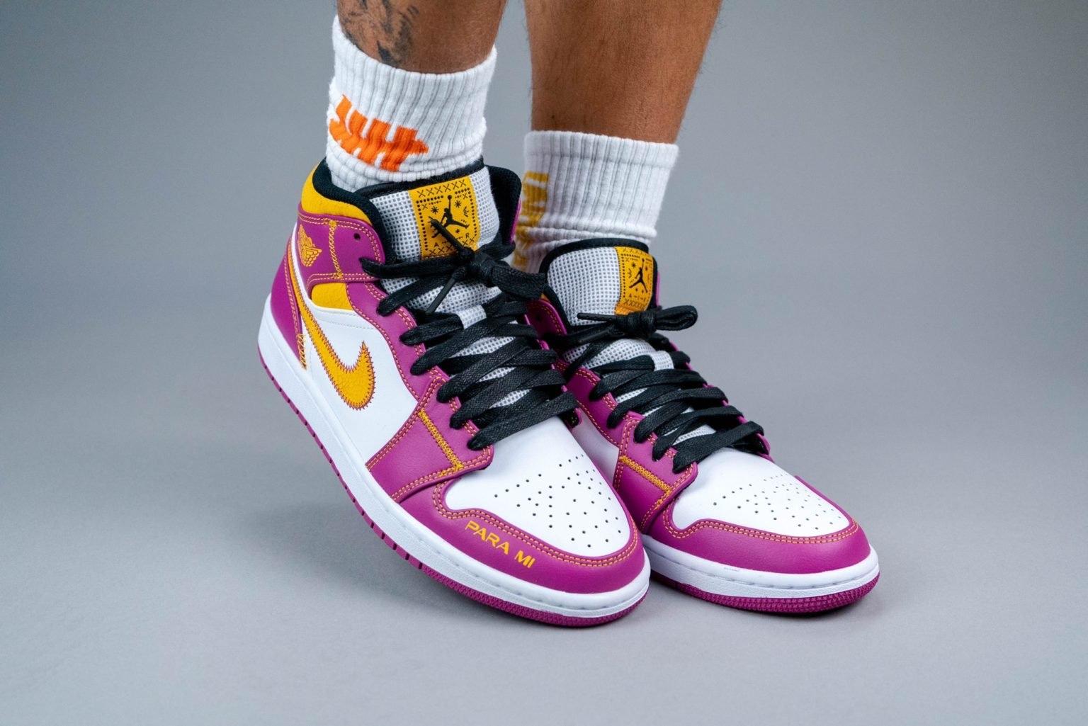 "Air Jordan 1 Mid ""Familia"""