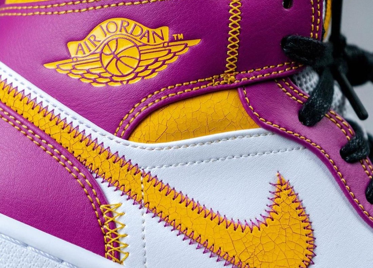 "Le Air Jordan 1 Mid ""Familia"" sono un inno all'importanza ..."