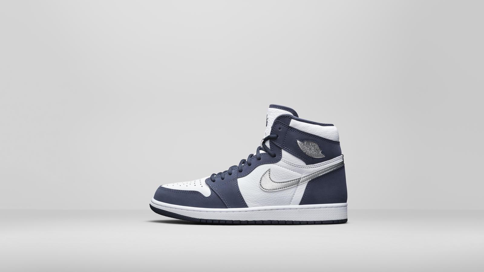 """Air Jordan 1 """"Midnight Navy"""""""