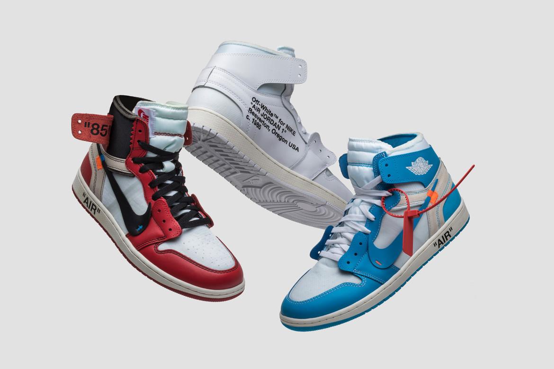 Air Jordan 1 Off-White