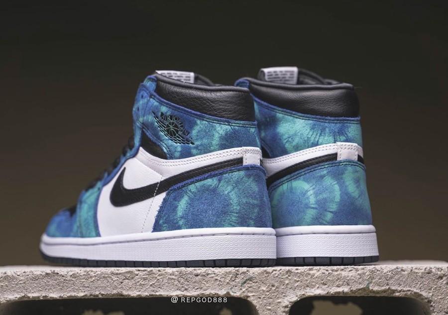 Air Jordan 1 Tie Dye
