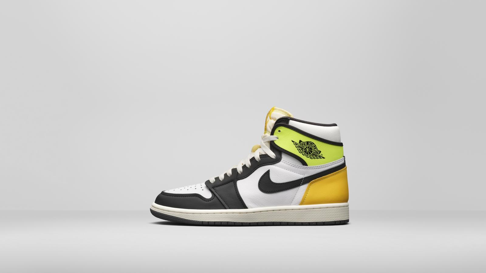 Air Jordan 1 Volt