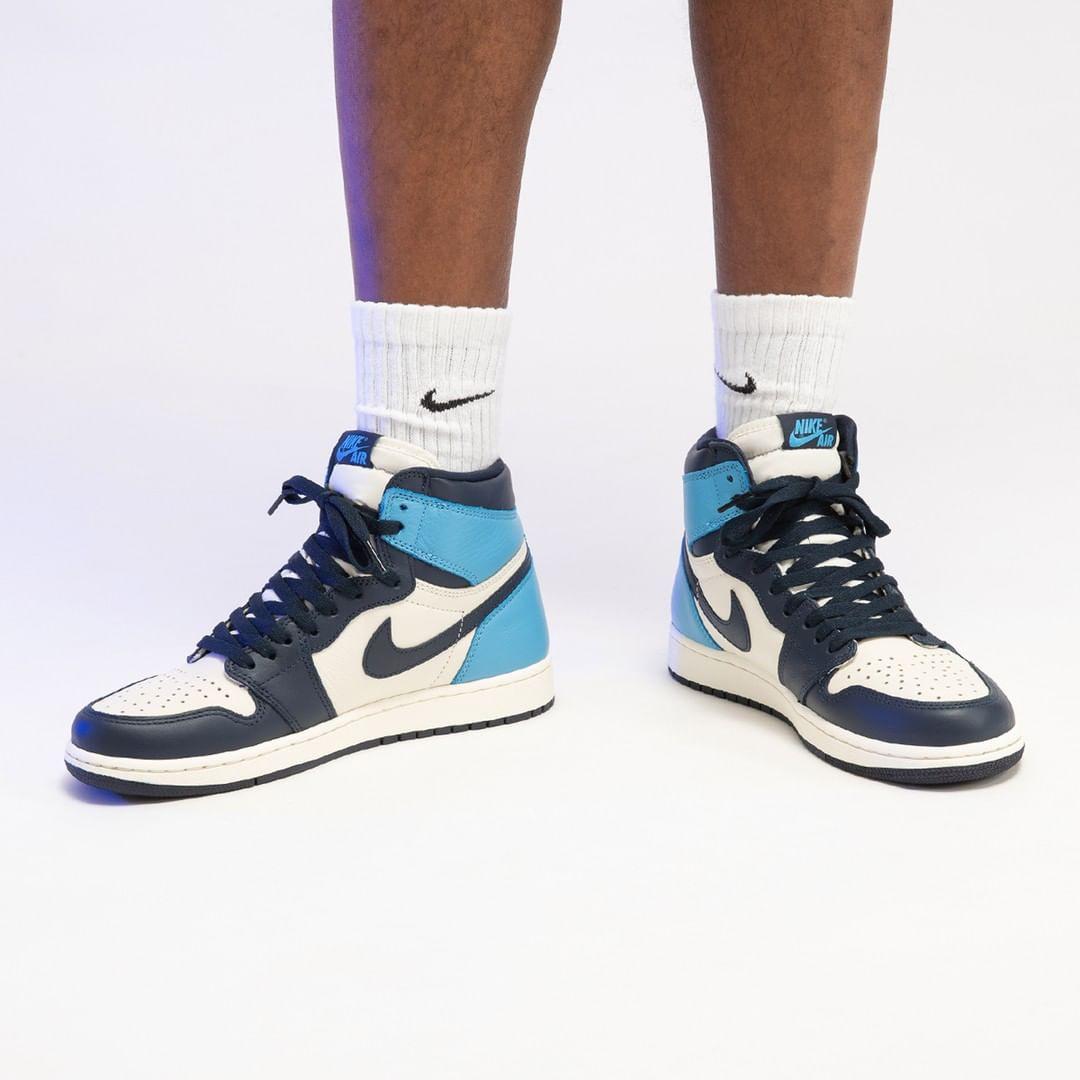 Air Jordan 1 calzino nike