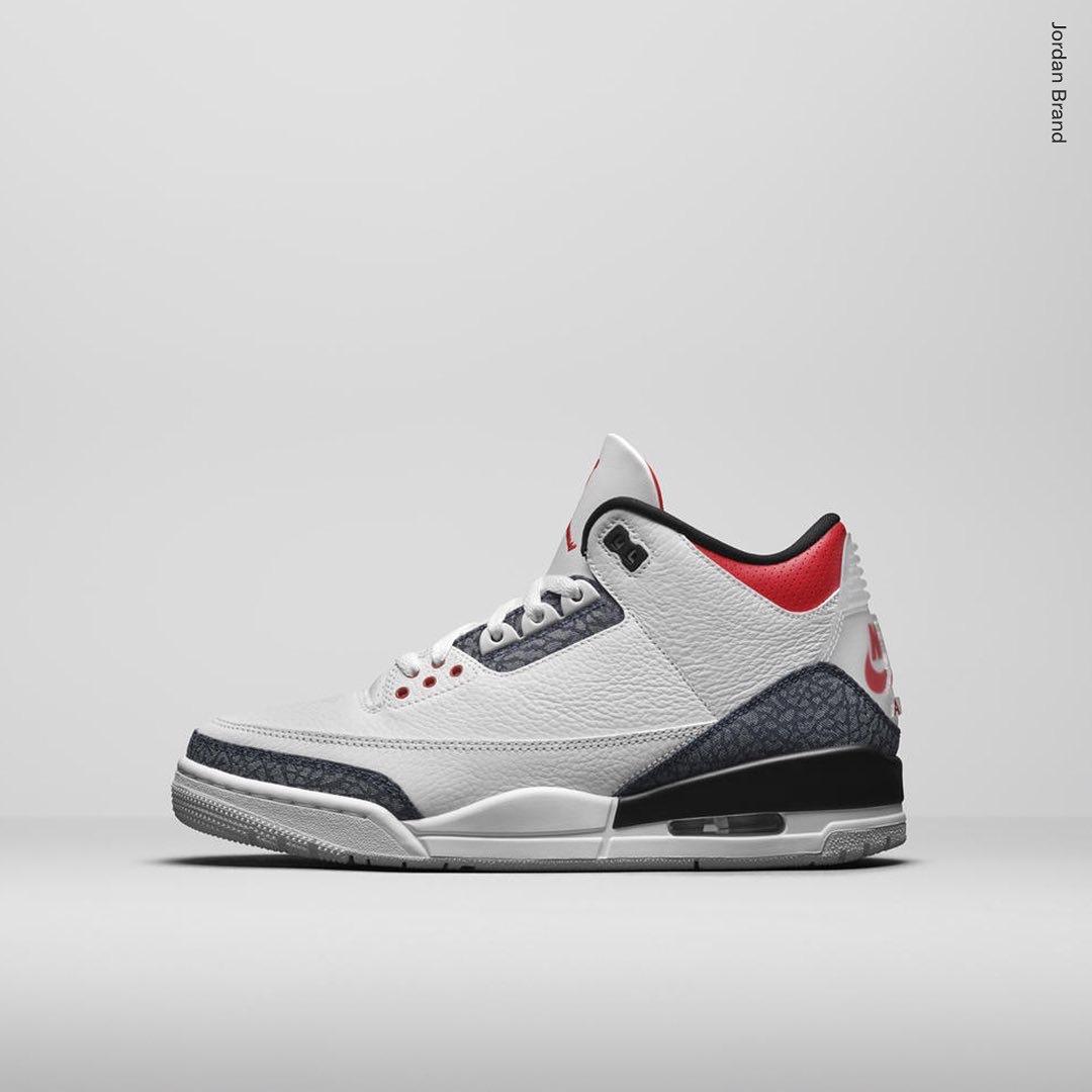 Air Jordan 3 DNM