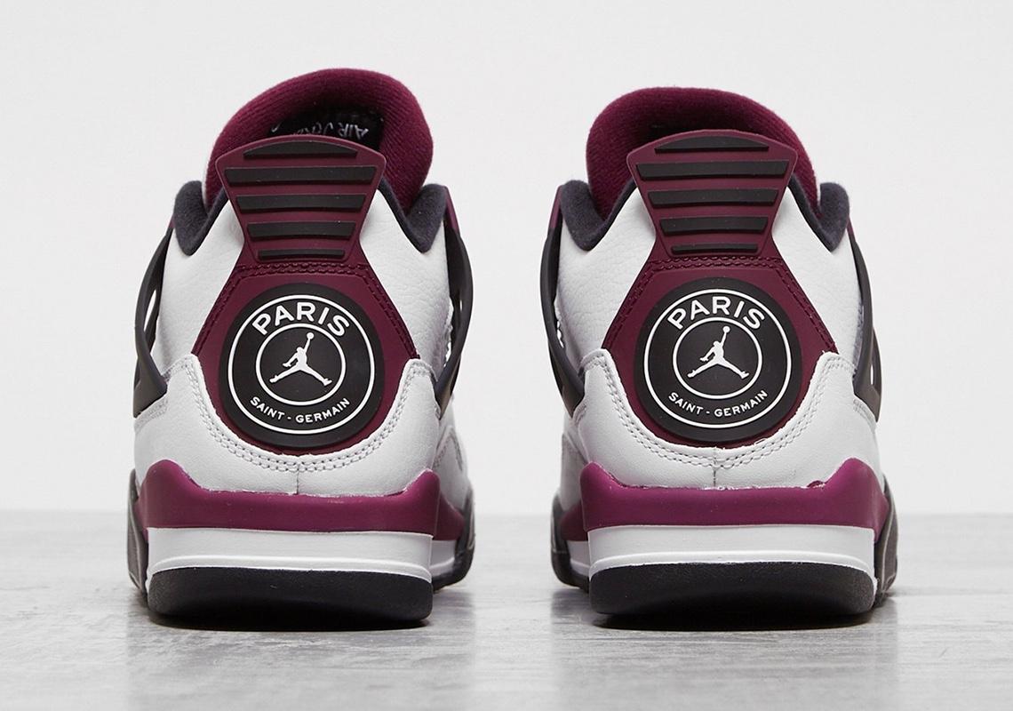 PSG x Air Jordan 4 CZ5624-100