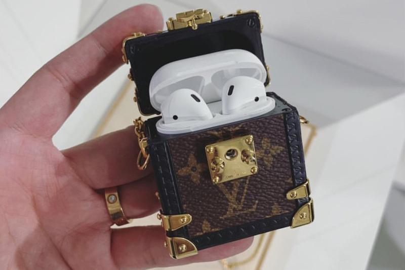 AirPods Louis Vuitton case