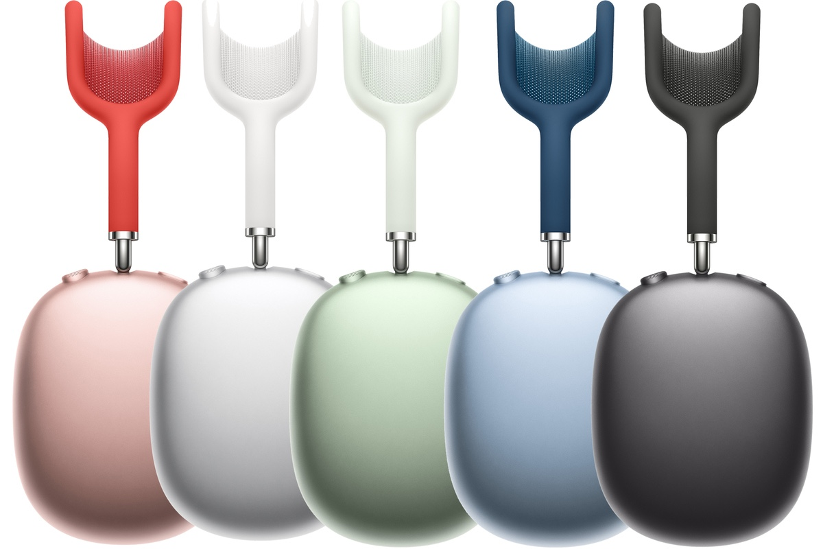 Apple AirPods Max 5 colorazioni