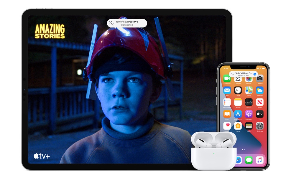 AirPods Pro iOS14
