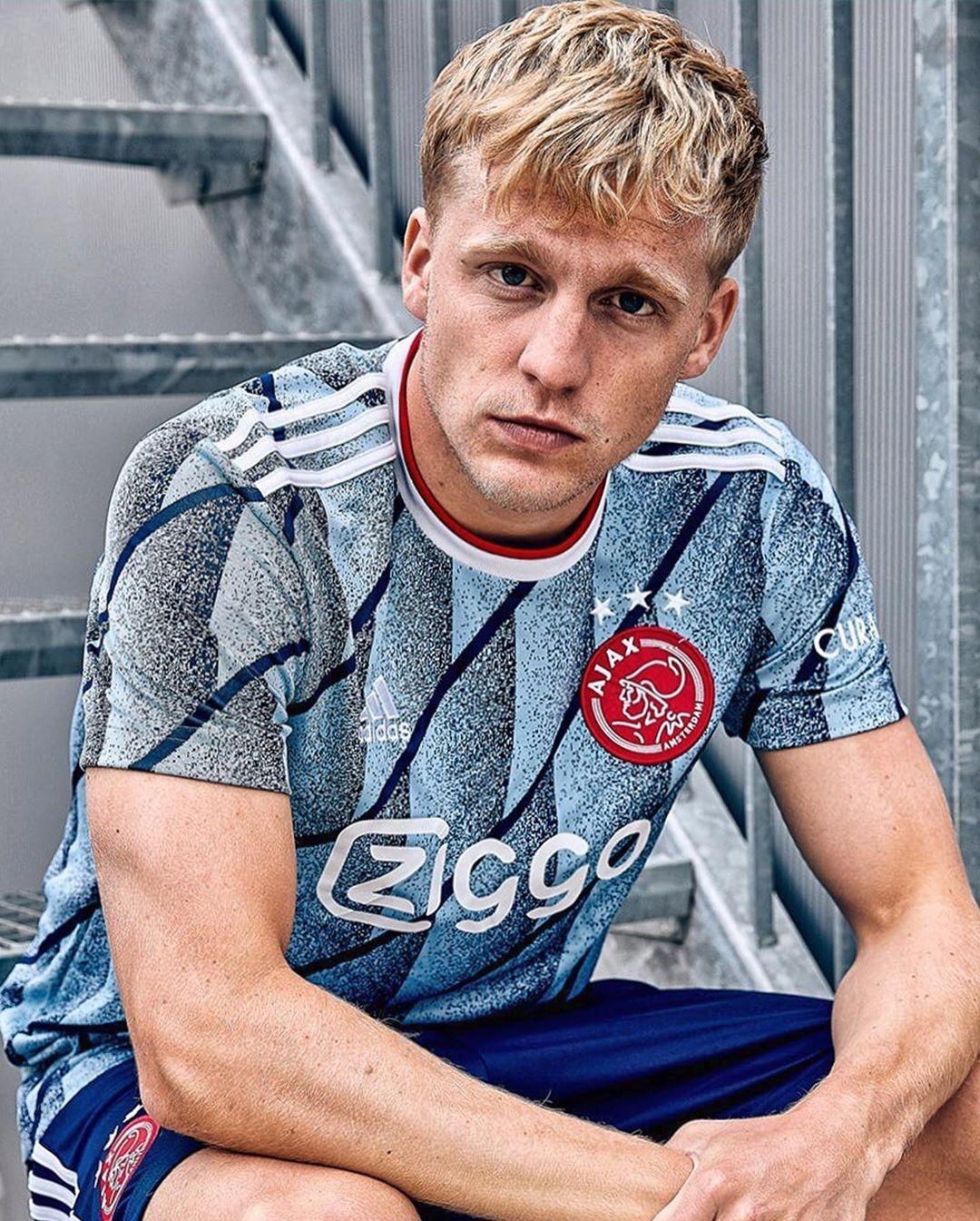 Ajax maglia nuova stagione 2021 2021