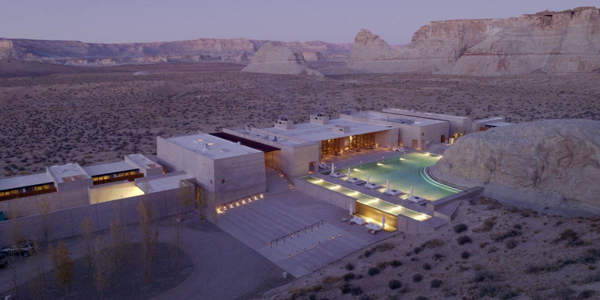 Amangiri Resort Utah