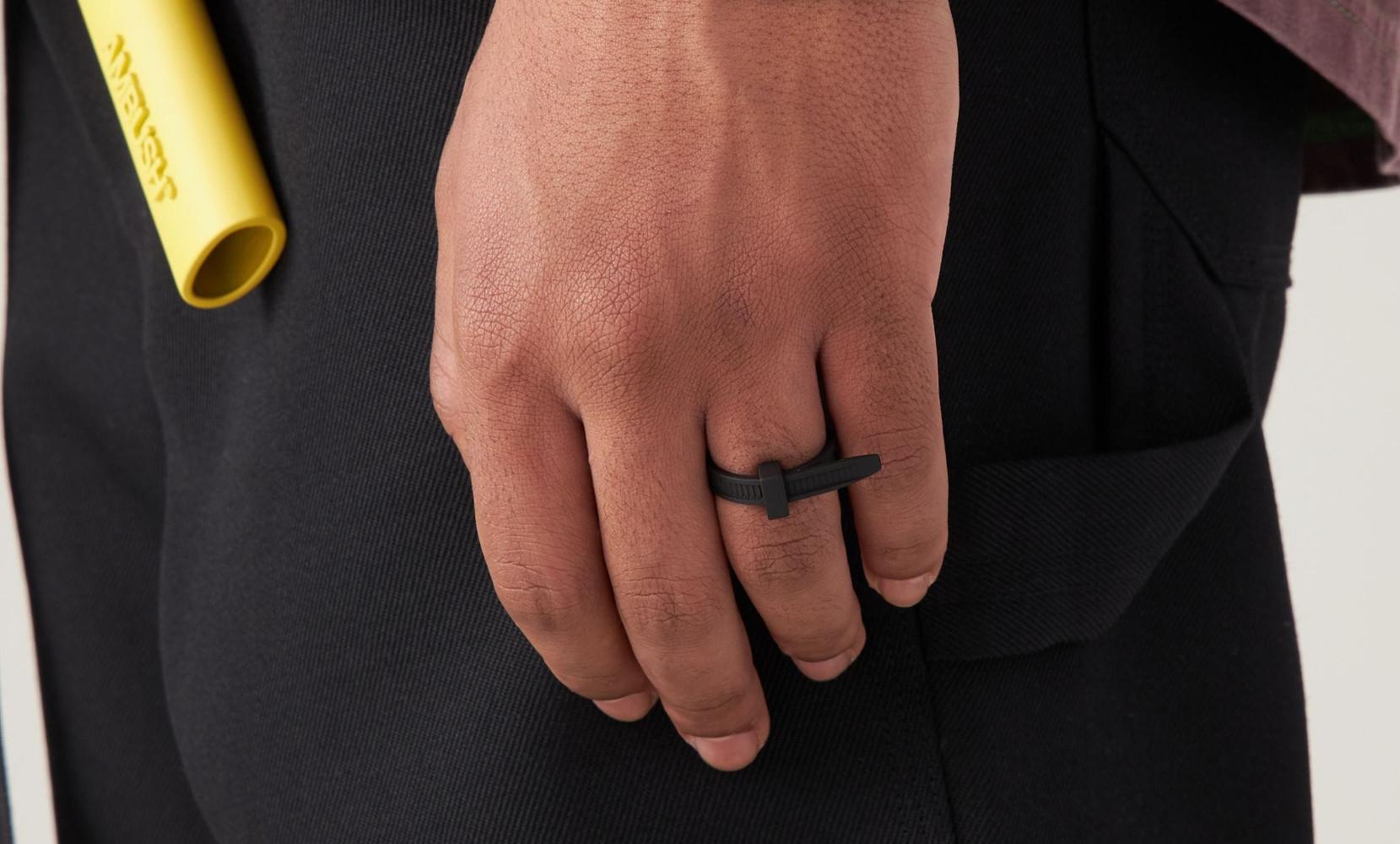 Ambush New Zip Tie Ring