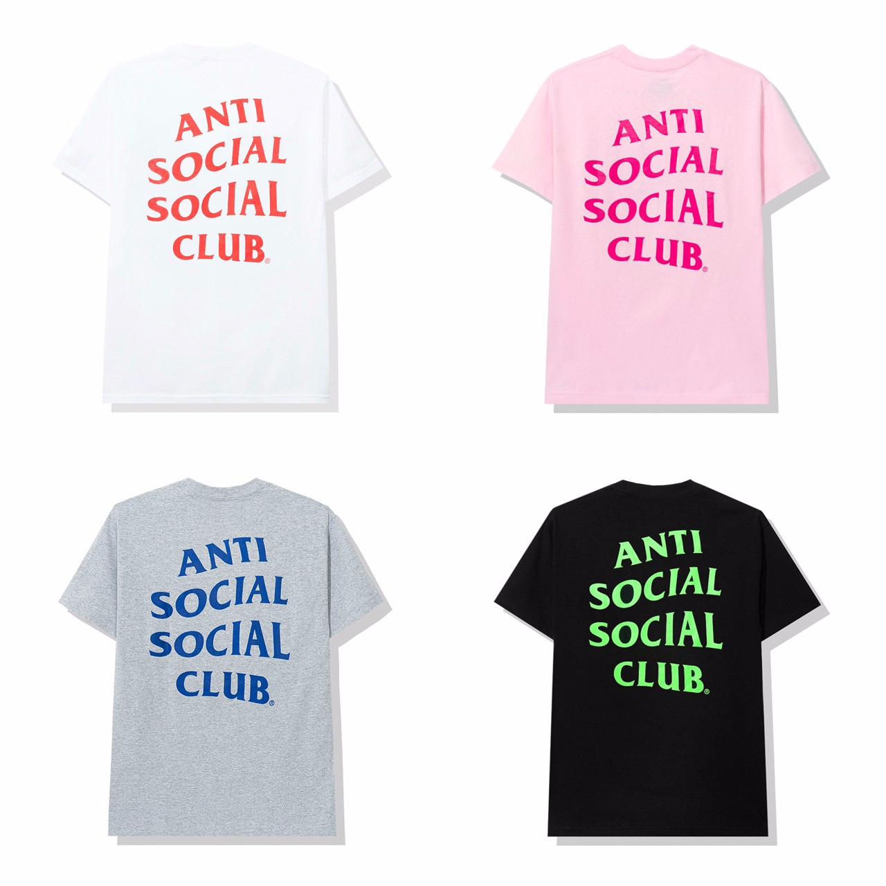 T-Shirt Anti Social Social Club FW2020