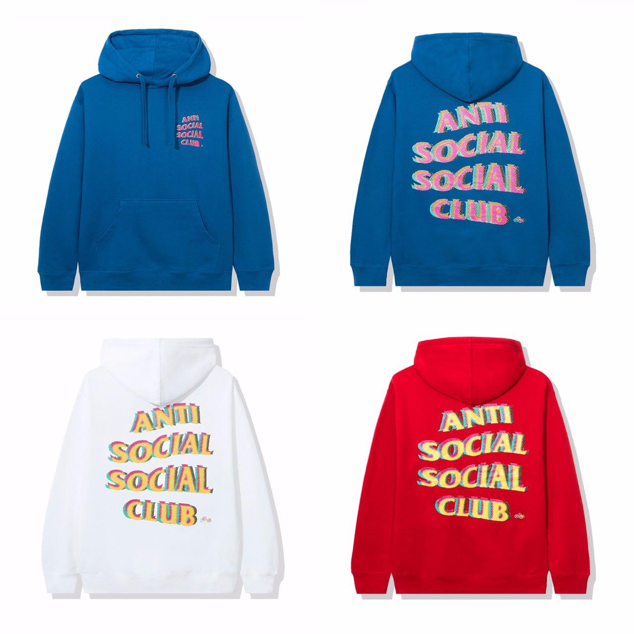 Felpa Anti Social Social Club FW2020