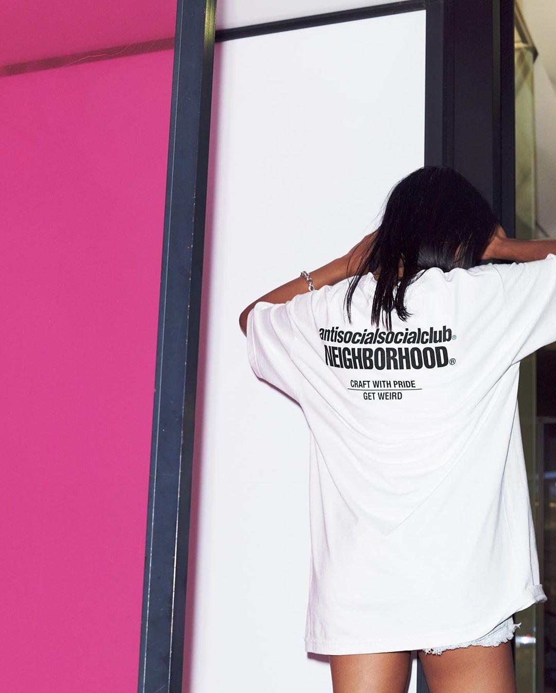 Anti Social Social Club x NEIGHBORHOOD