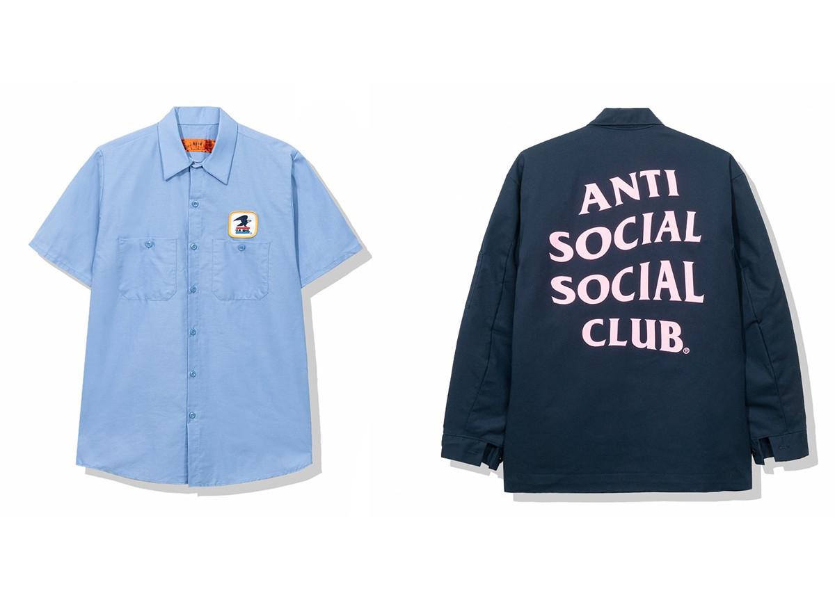 Anti Social Social Club USPS