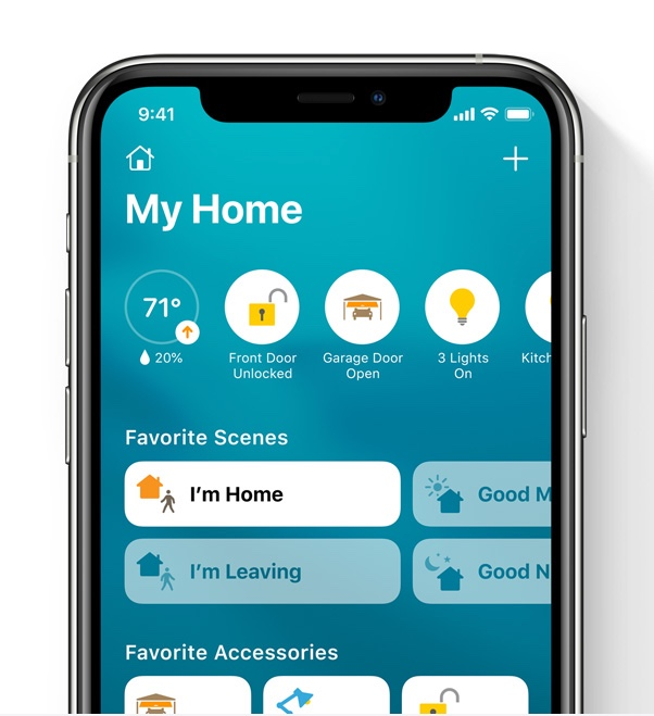 Apple iOS14 App Casa e HomeKit